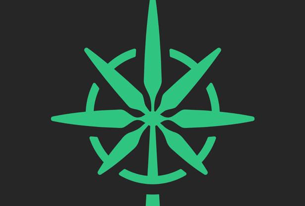 Green ventures branding by hello.