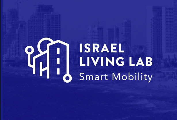 Israel living lab branding and website UX/UI design by hello.
