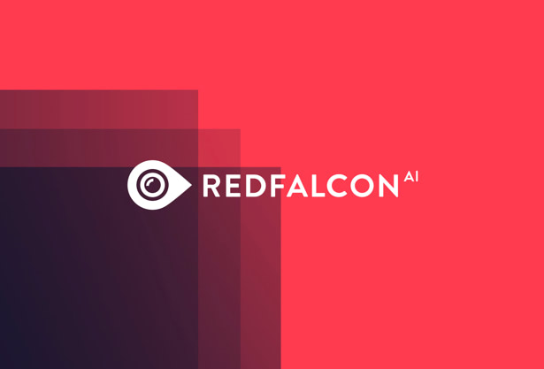 red falcon branding and website UX/UI design by hello.