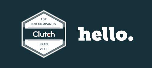Hello clutch top company
