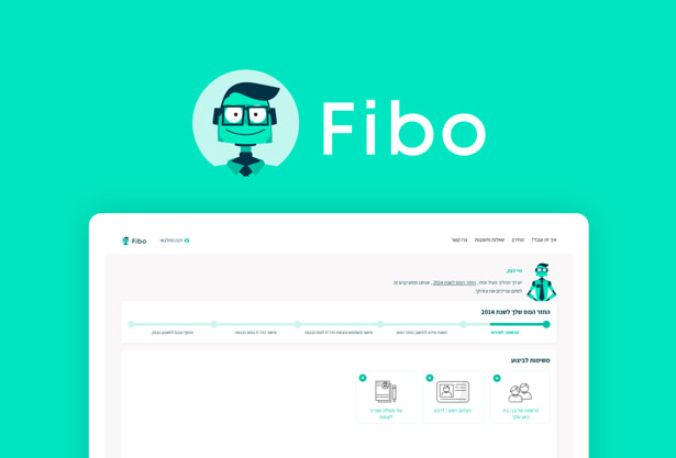 UX and UI for Fibo product design