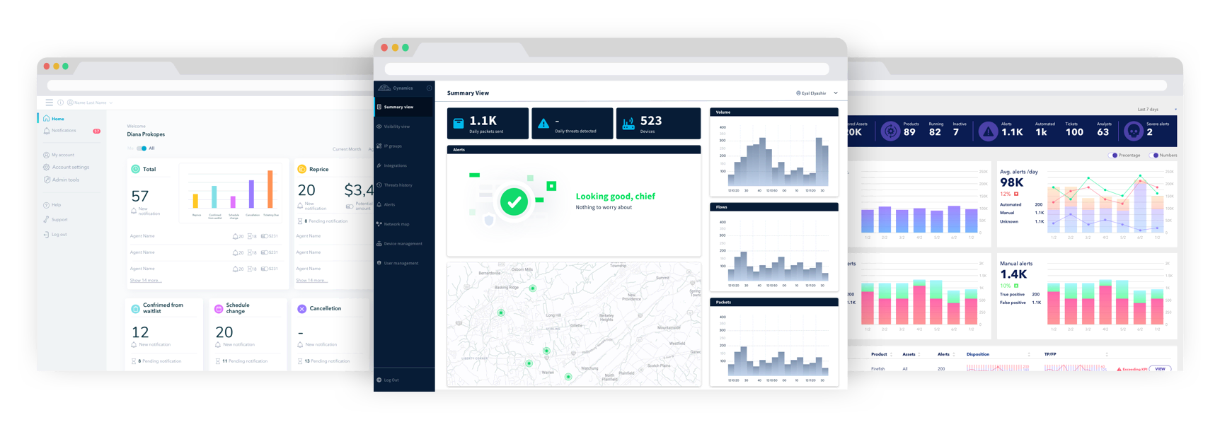 products UX/UI designed by hello
