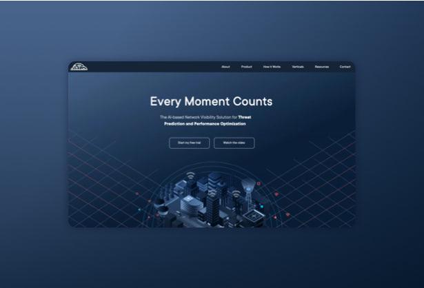 hello-design-Cynamics website UX UI design