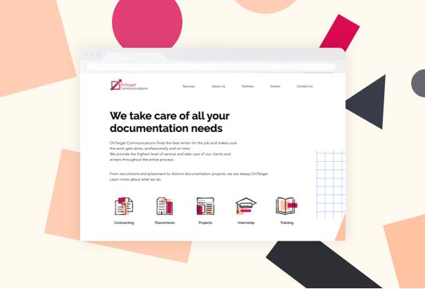 UX-UI design for OTC-website