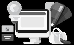 Branding, UI design