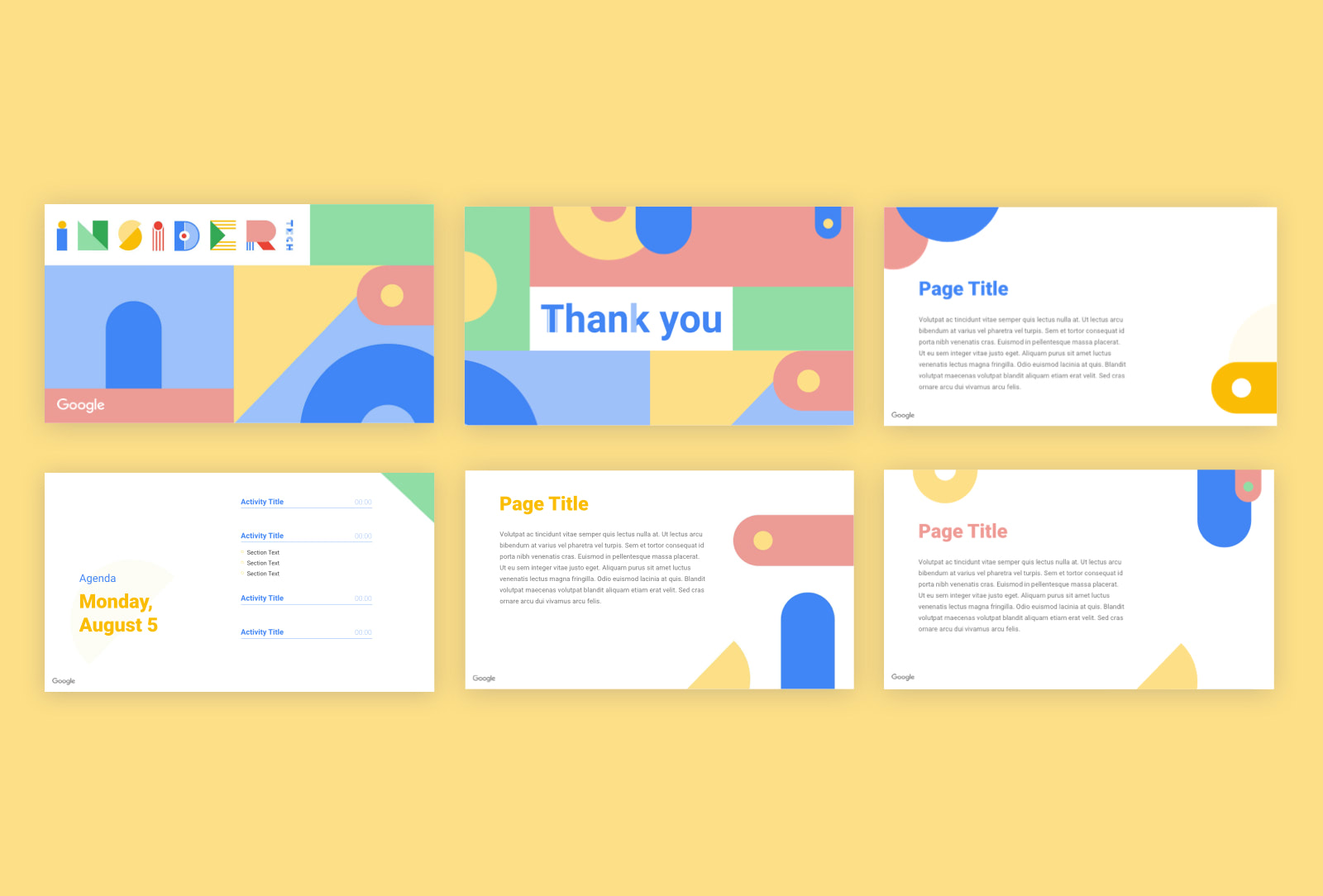 Branding-design-for-Google-Insider-program-hello-design