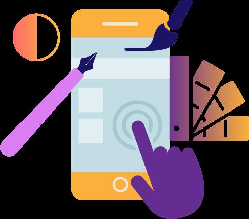 UI design - UX-UI