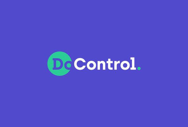 Hello design - DoControl branding design and UX UI design
